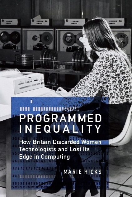 Programmed Inequality book cover (MIT Press, 2017)